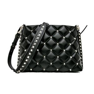 New Valentino Garavani Candystud Shoulder Bag